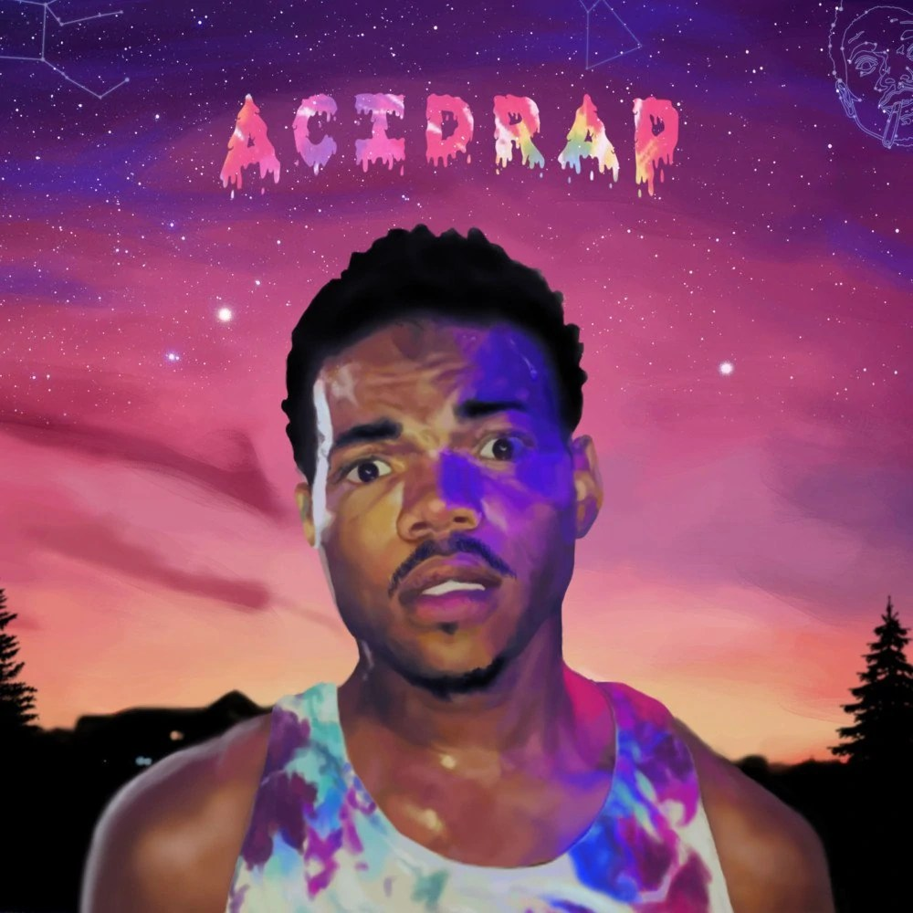 Chance the Rapper Acid Rap Cover