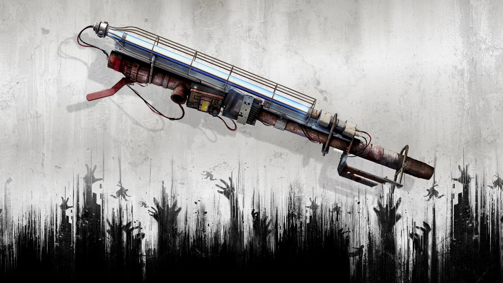 Dying Light Ultimate Weapon - Year of Clean Water