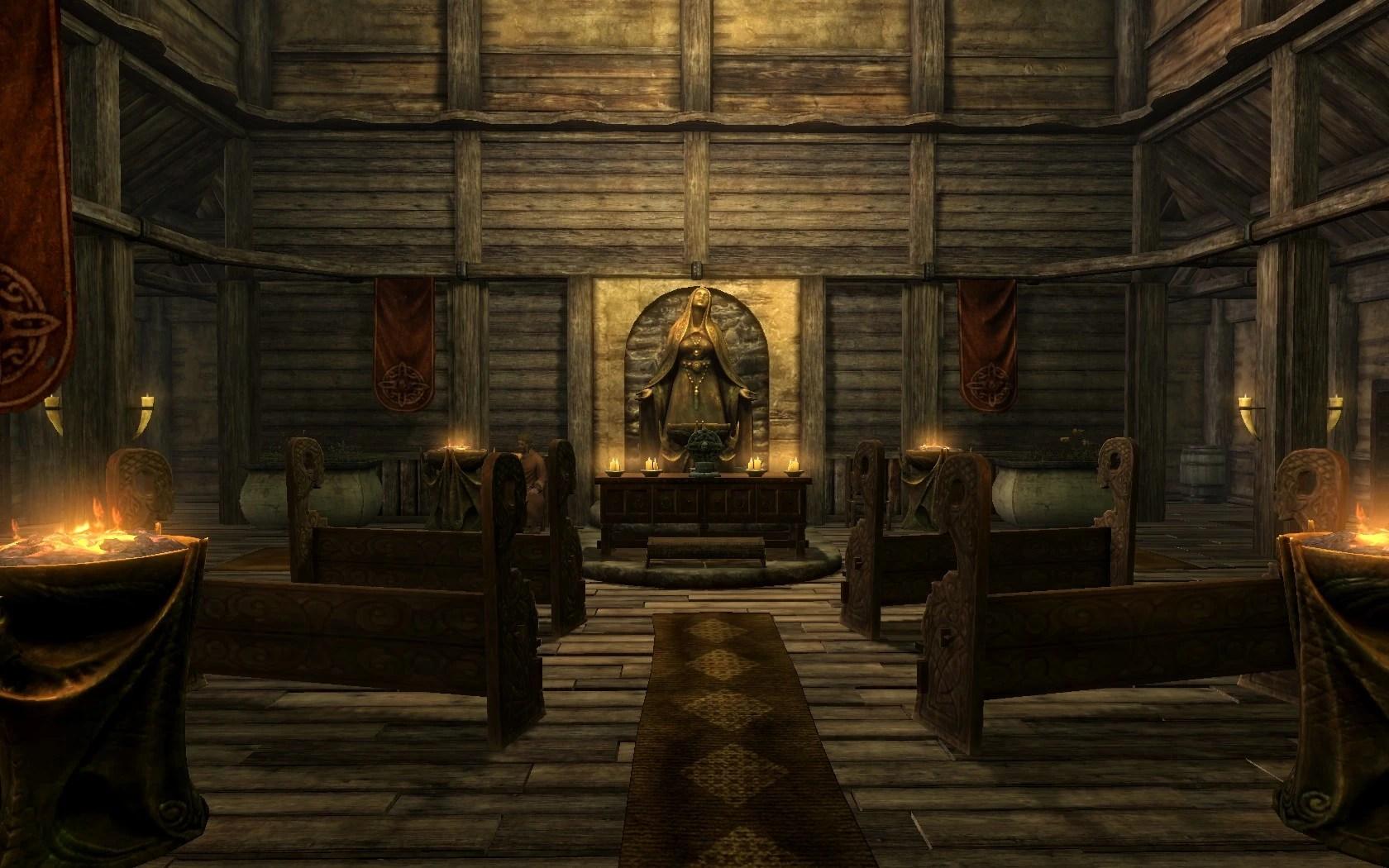 temple of mara skyrim
