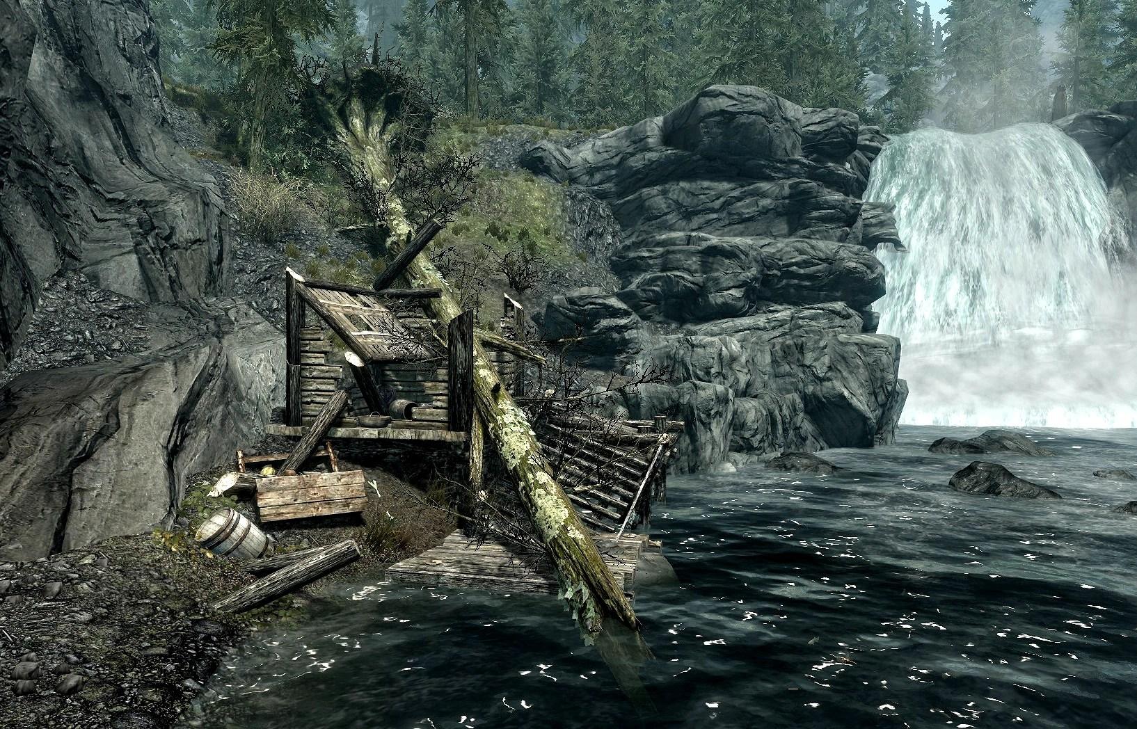 unmarked locations skyrim elder