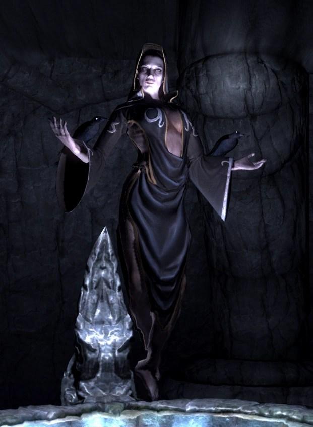 Daedric Prince Skyrim Mod