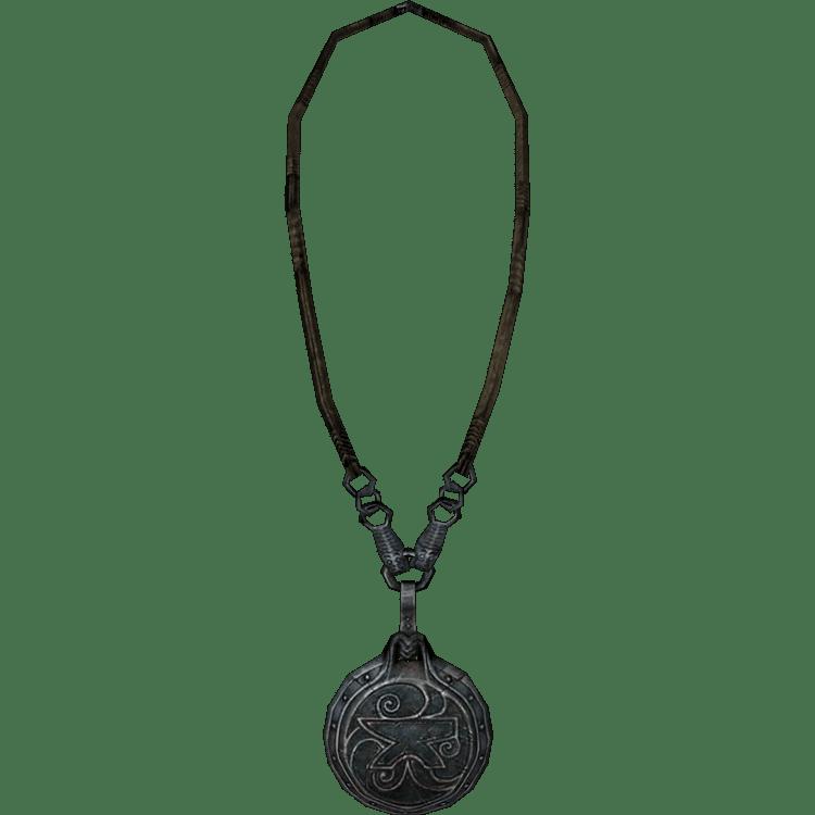 amulet of zenithar elder