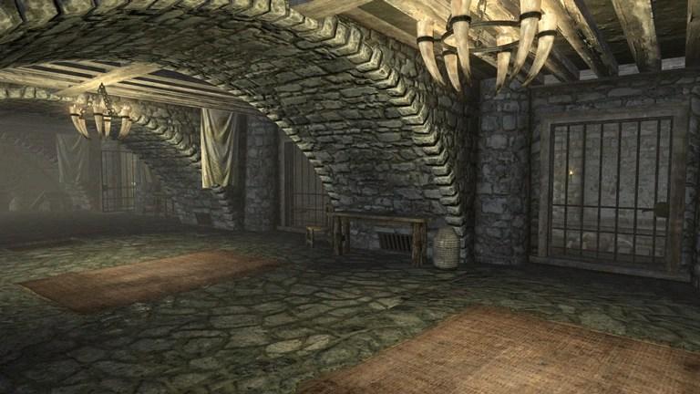dragonsreach dungeon elder scrolls