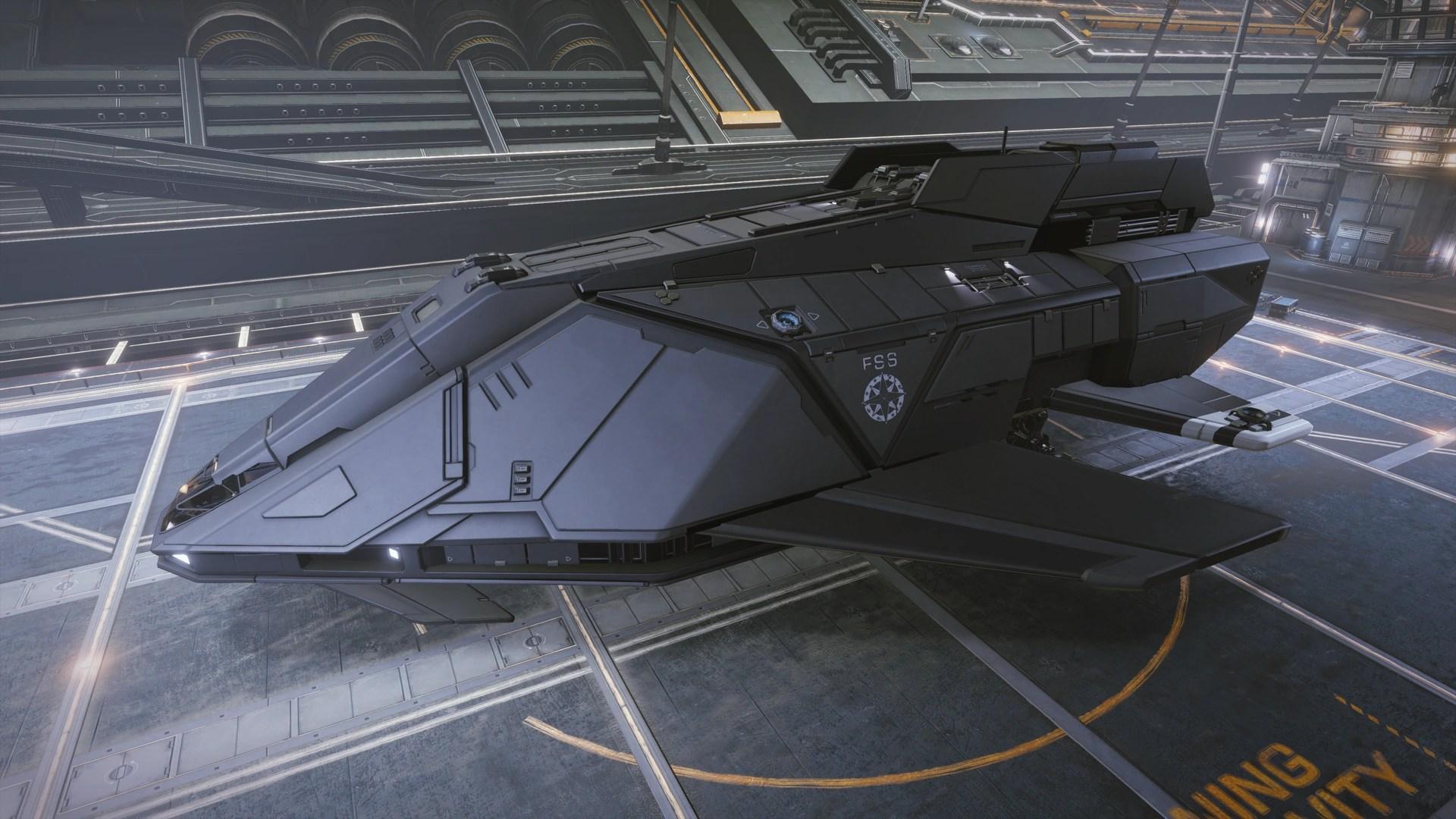 Elite Dangerous Federal Ship Size - Exploring Mars