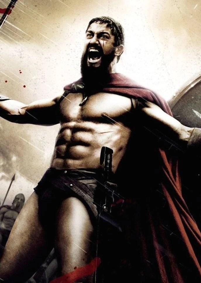 Image  Leonidas Based Onpng  Epic Rap Battles of