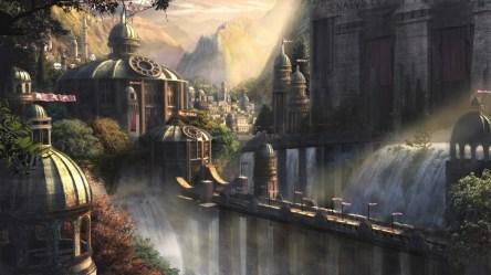 High Elven City 3