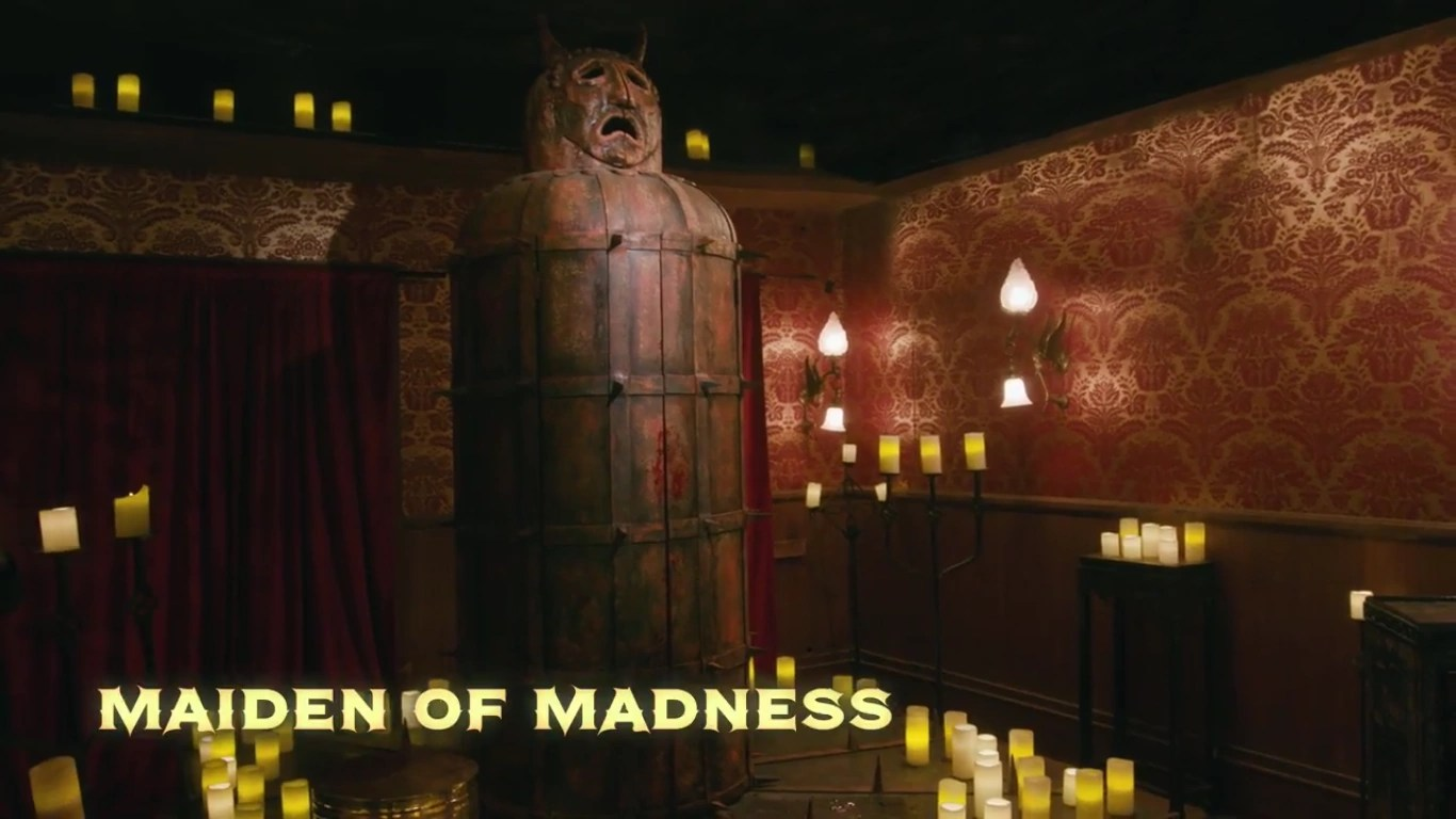 The Maiden of Madness  Escape the Night Wikia  FANDOM