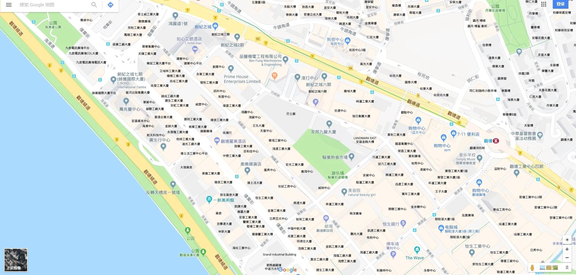 Google地圖 | 香港網絡大典 | FANDOM powered by Wikia
