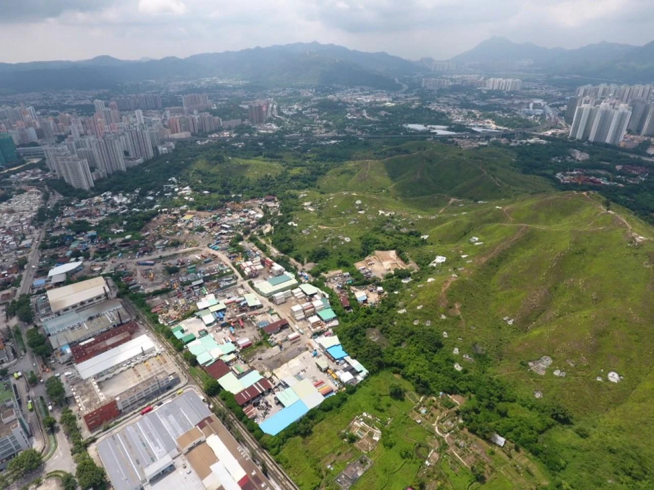 元朗橫洲公屋發展風波 | 香港網絡大典 | FANDOM powered by Wikia