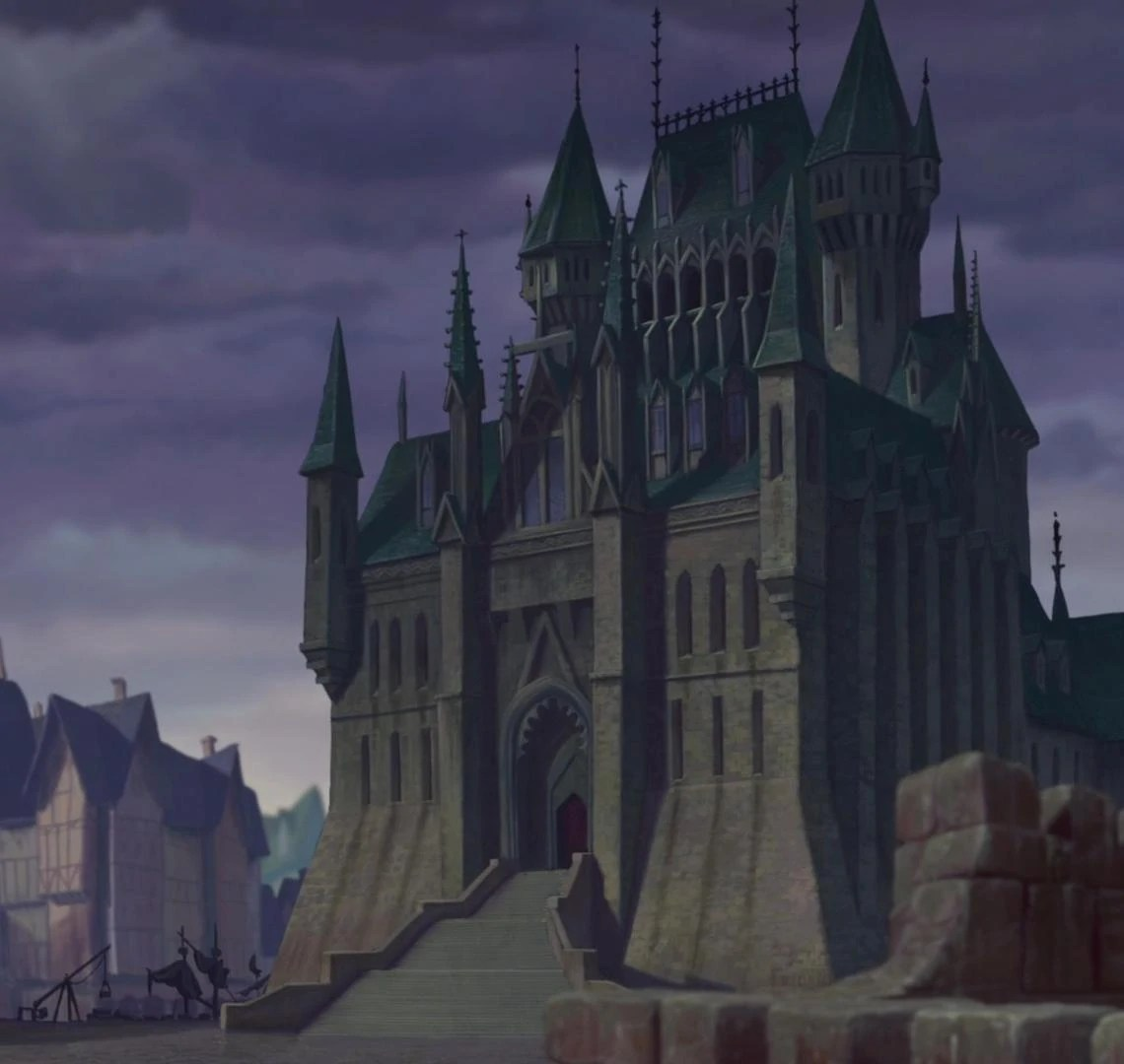 Palace Of Justice Evil Wiki Fandom Powered Wikia