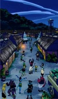 Galuna Island Arc Fairy Tail Wiki Fandom Powered By Wikia
