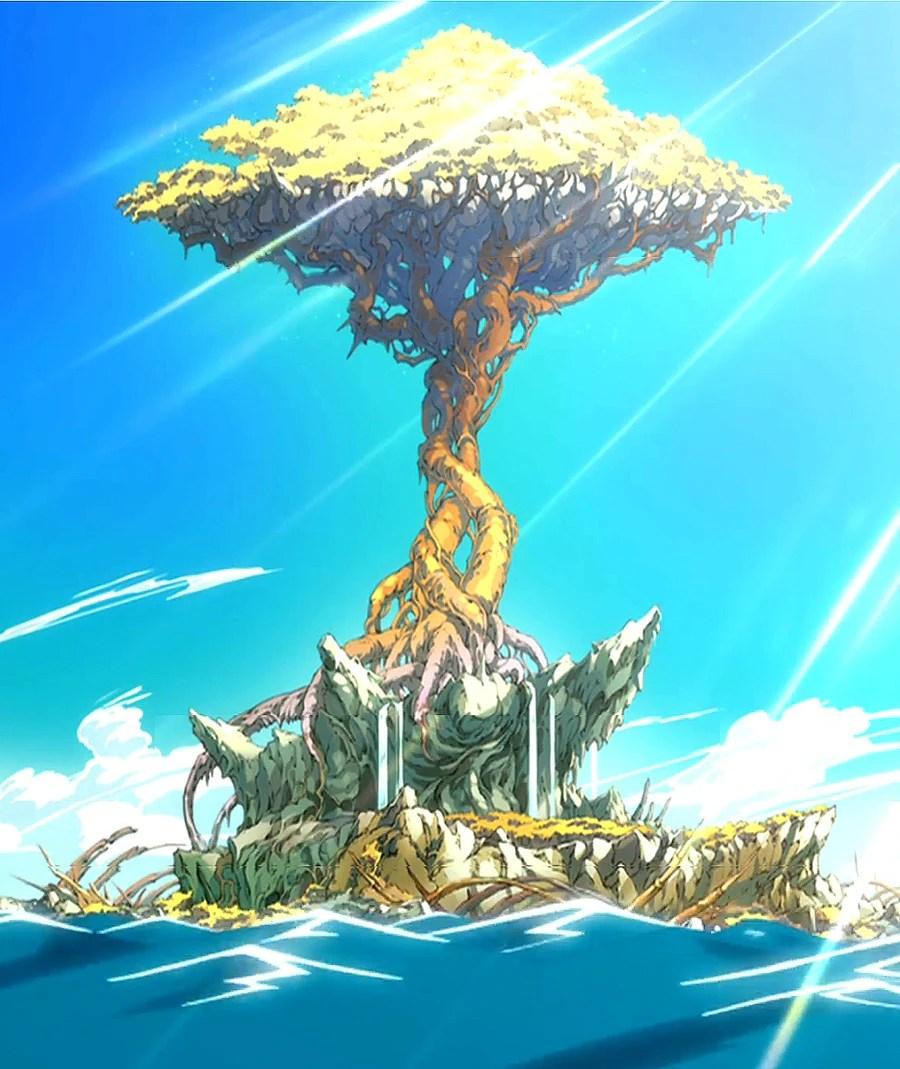Tenrou Island Fairy Tail Wiki Fandom Powered By Wikia