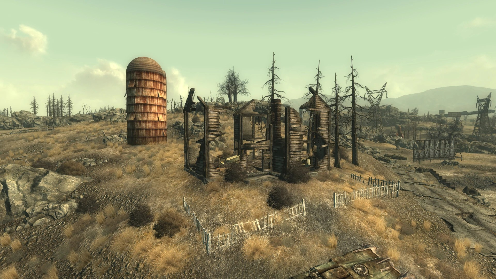 Ruined Farmhouse Fallout Wiki FANDOM Powered By Wikia