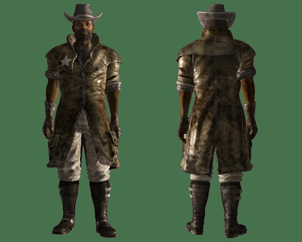 Sheriffs Duster Fallout Wiki FANDOM Powered By Wikia