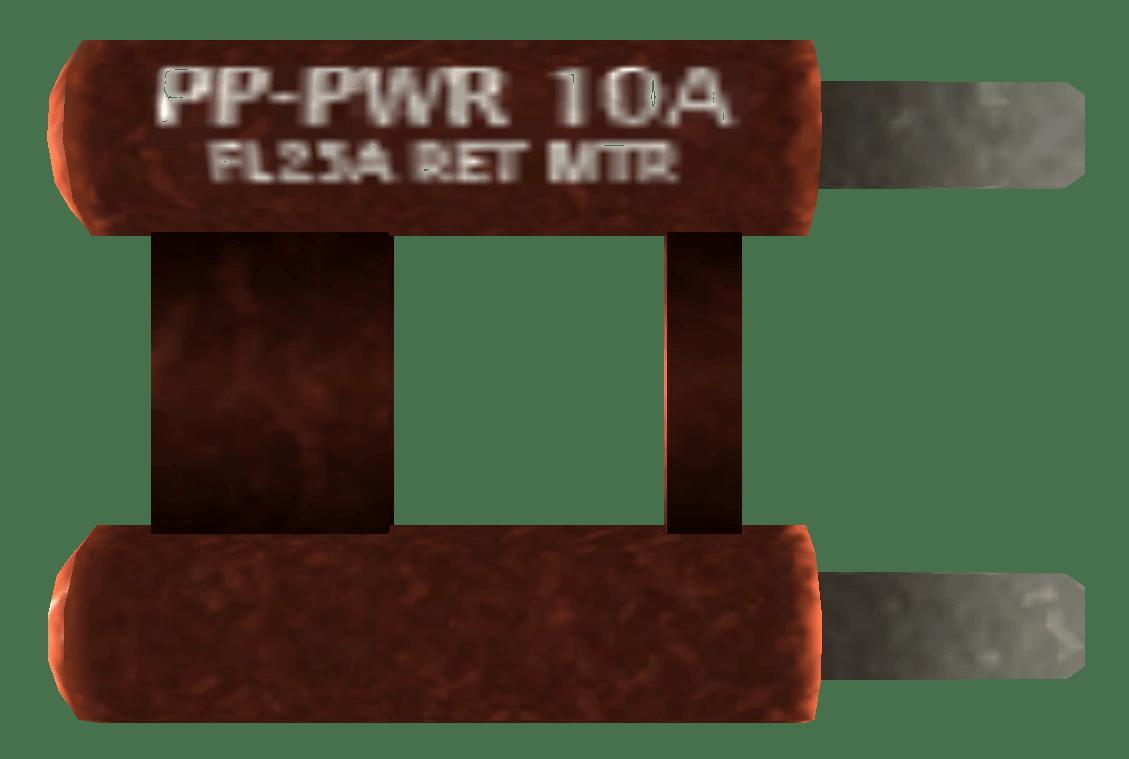 hight resolution of main fuse