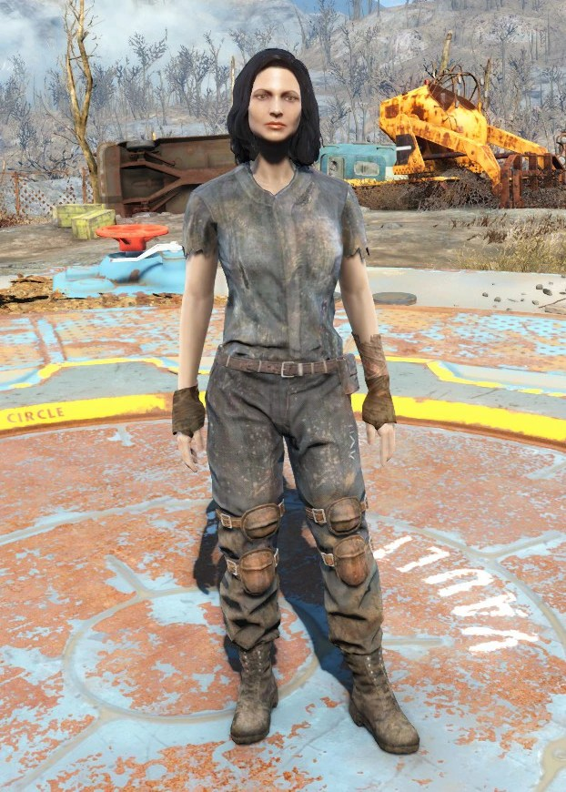 Athletic Outfit Fallout Wiki FANDOM Powered By Wikia