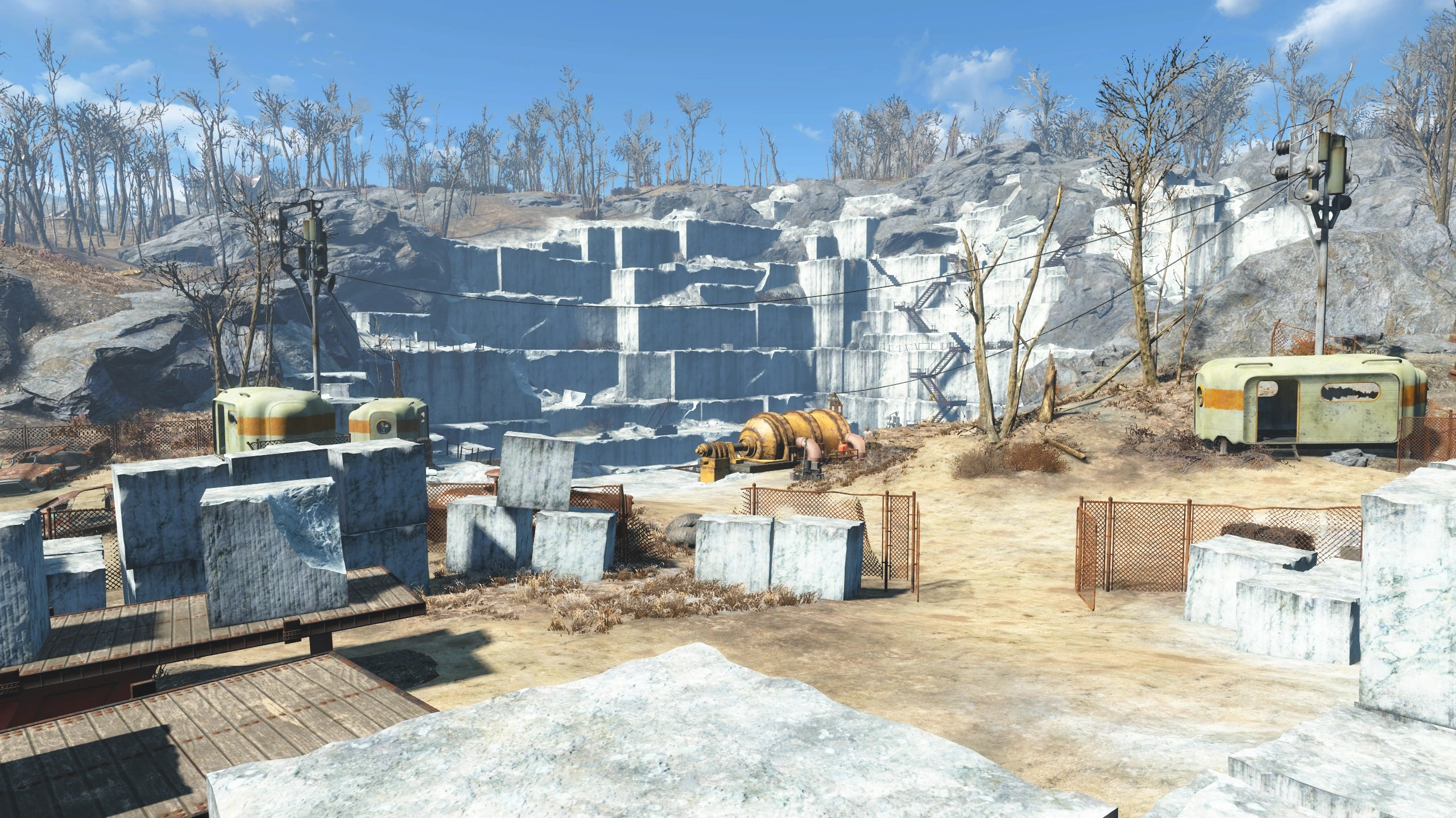 thicket excavations fallout wiki