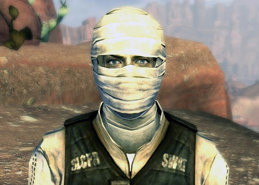 Joshua Graham Fallout Wiki FANDOM Powered By Wikia