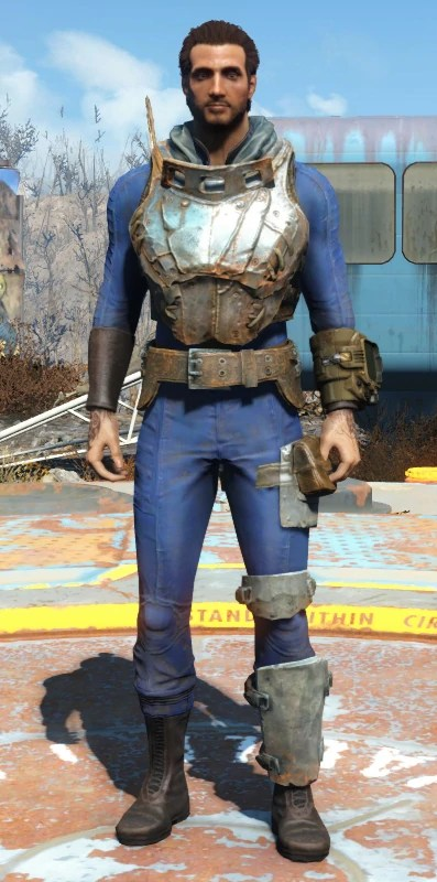 Apocalypse Armor Fallout Wiki FANDOM Powered By Wikia