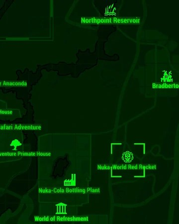 Nuka World Location Fallout 4 : world, location, fallout, Current, Florida, Fallout, World