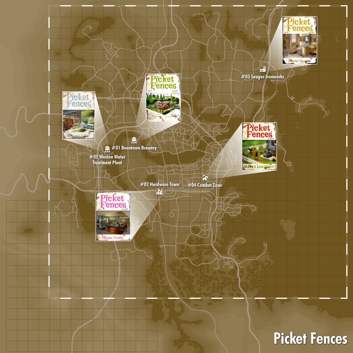 Image Fo4 Map Picketpng Fallout Wiki FANDOM Powered By Wikia
