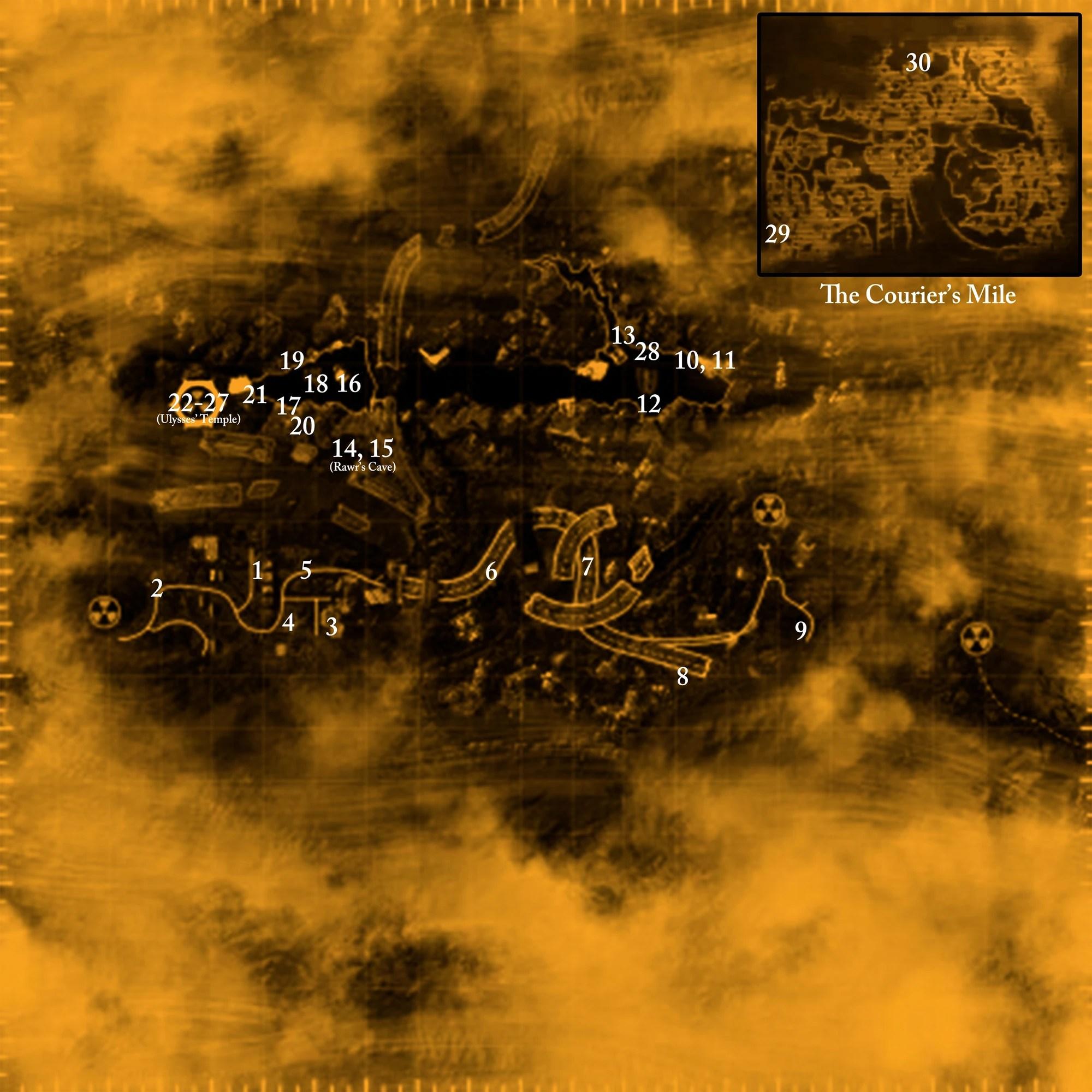 Warhead Lonesome Road Fallout Wiki FANDOM Powered By Wikia