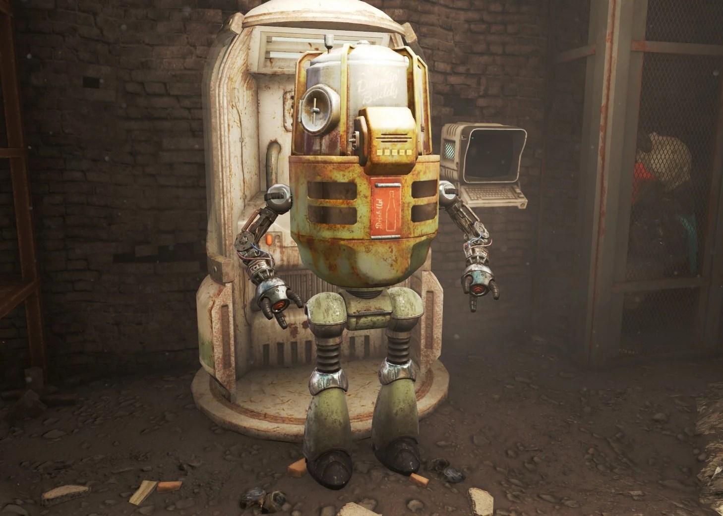 buddy fallout wiki fandom