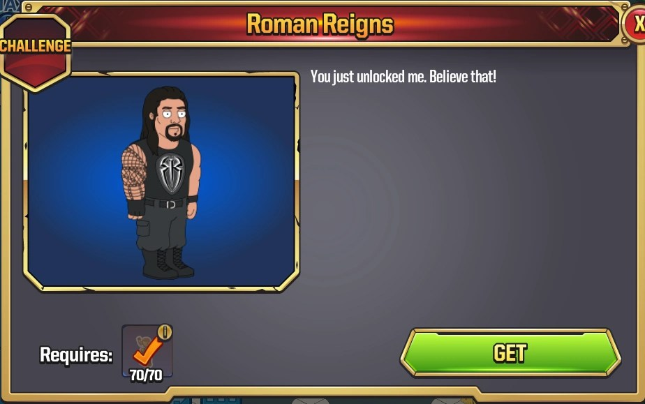 Roman Reigns Family Video
