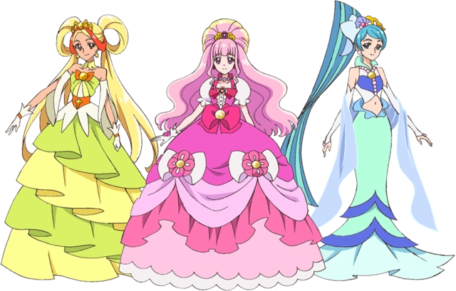 Falling Action Of The Yellow Wallpaper Wonderful Go Princess Pretty Cure Fan Made Precure