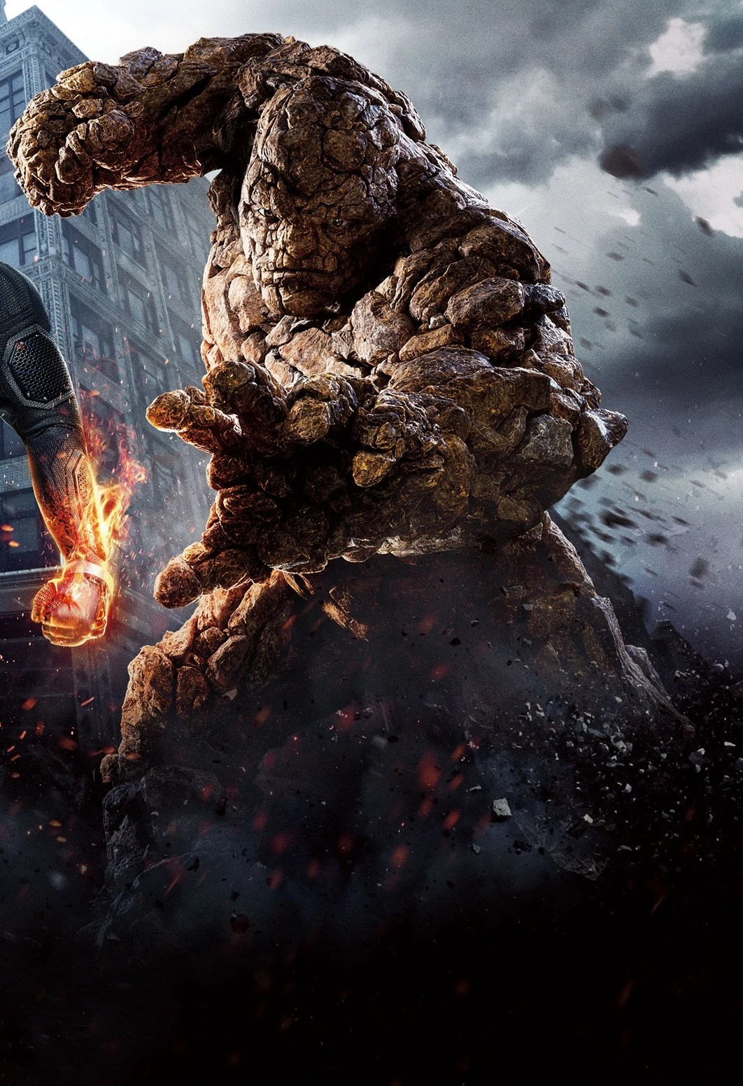 The Thing Trank Series Fantastic Four Movies Wiki