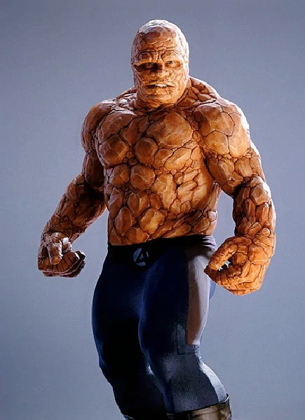 The Thing Story Series Fantastic Four Movies Wiki