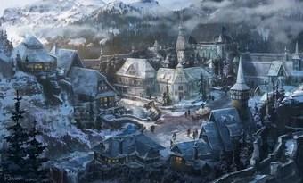 Zero Village Fantasy Of Worlds Wiki Fandom