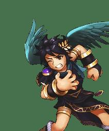 Image Dark Pit Kid Icarus Uprising Sprite 4 Png