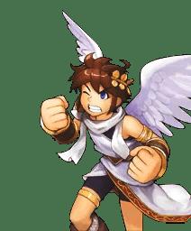 Image Pit Kid Icarus Uprising Sprite 11 Png Fantendo