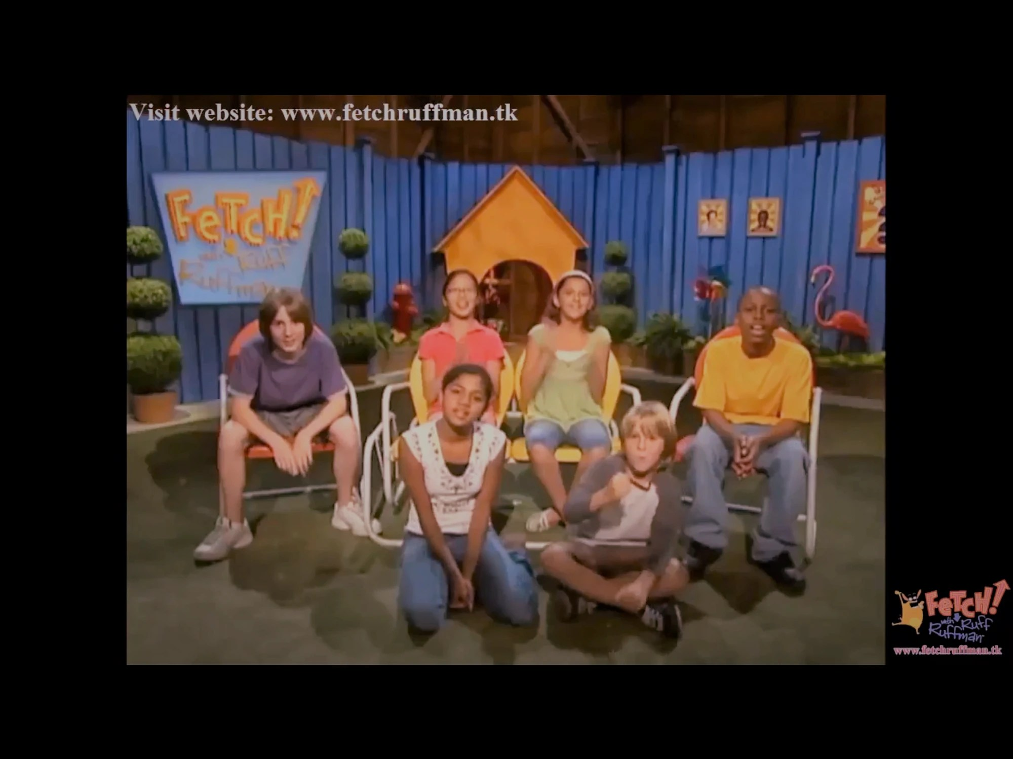 Fetch With Ruff Ruffman Season 5 Episode 006 - Year of Clean