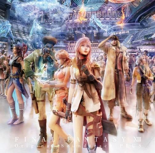 Final Fantasy XIII Original Soundtrack PLUS Final