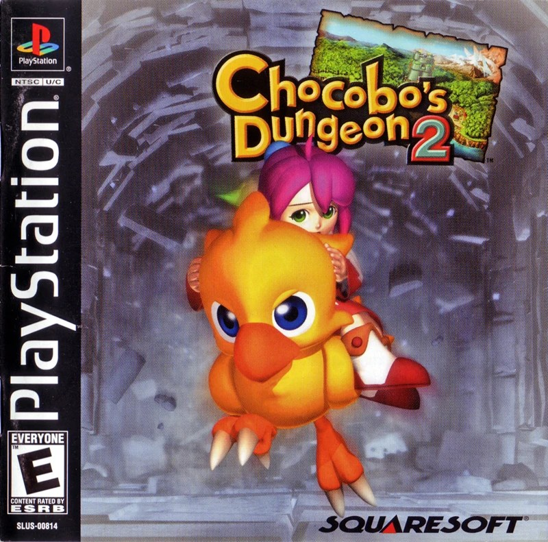 Chocobos Dungeon 2 Final Fantasy Wiki FANDOM Powered
