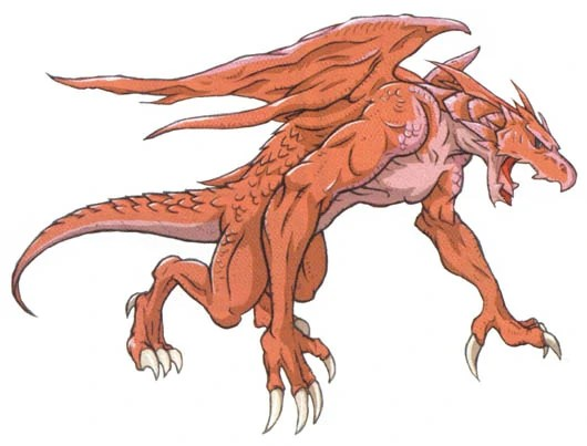 Firewyrm Final Fantasy Wiki FANDOM Powered By Wikia