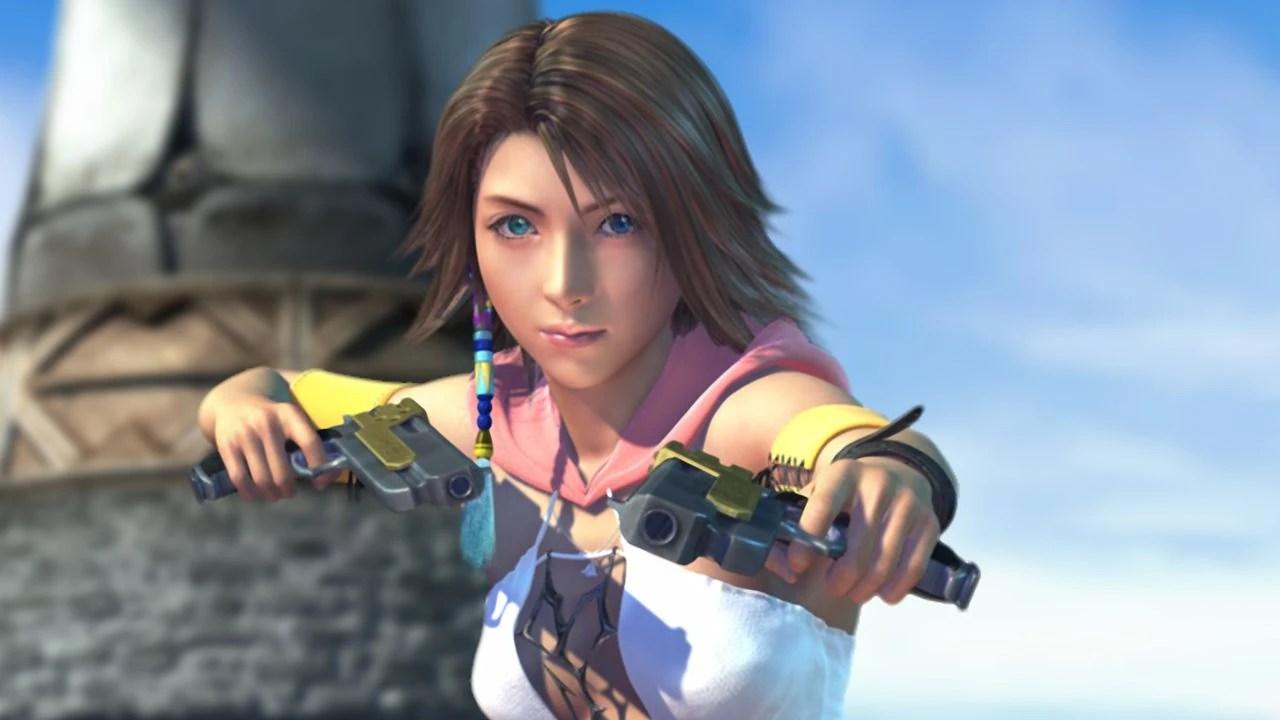 Image FFX 2 Yuna FMVjpg Final Fantasy Wiki FANDOM