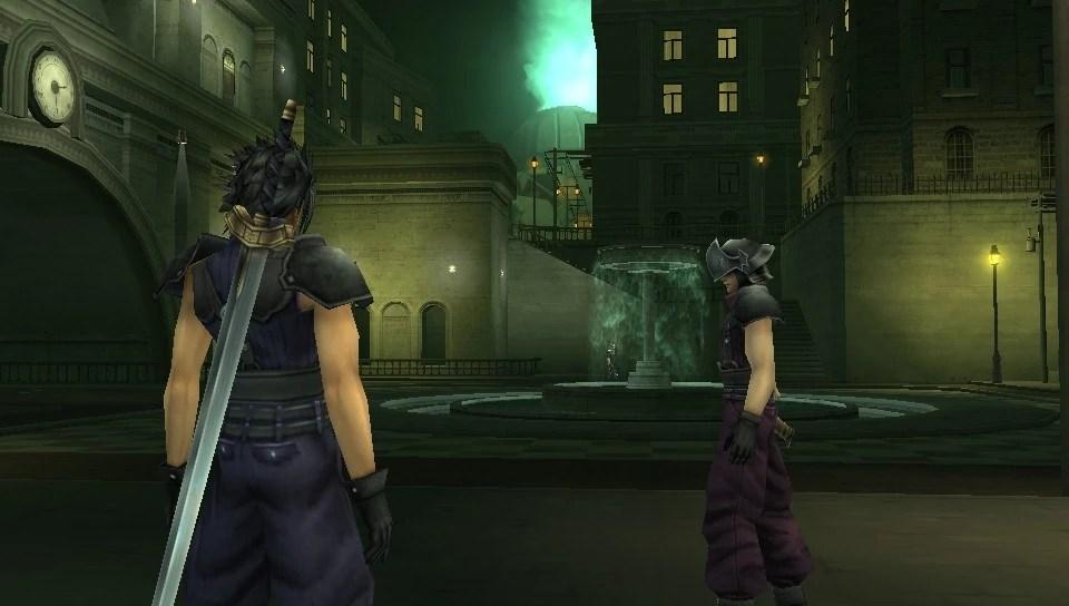 WalkthroughCrisis Core Final Fantasy VII Divinecross