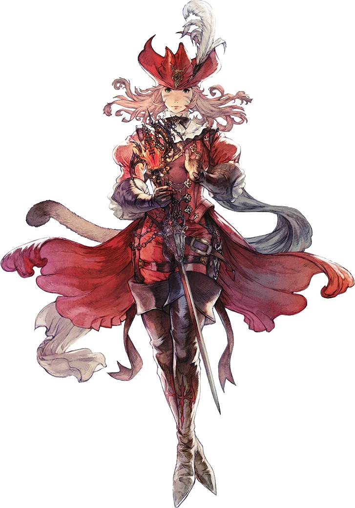 Red Mage Final Fantasy XIV Final Fantasy Wiki FANDOM Powered By Wikia
