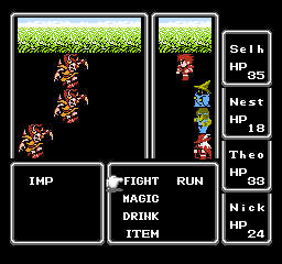 battle theme final fantasy