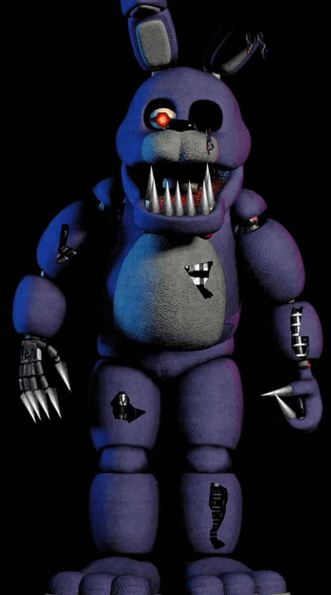 Horror Bonnie  Five Nights At Freddys Roleplay Wiki