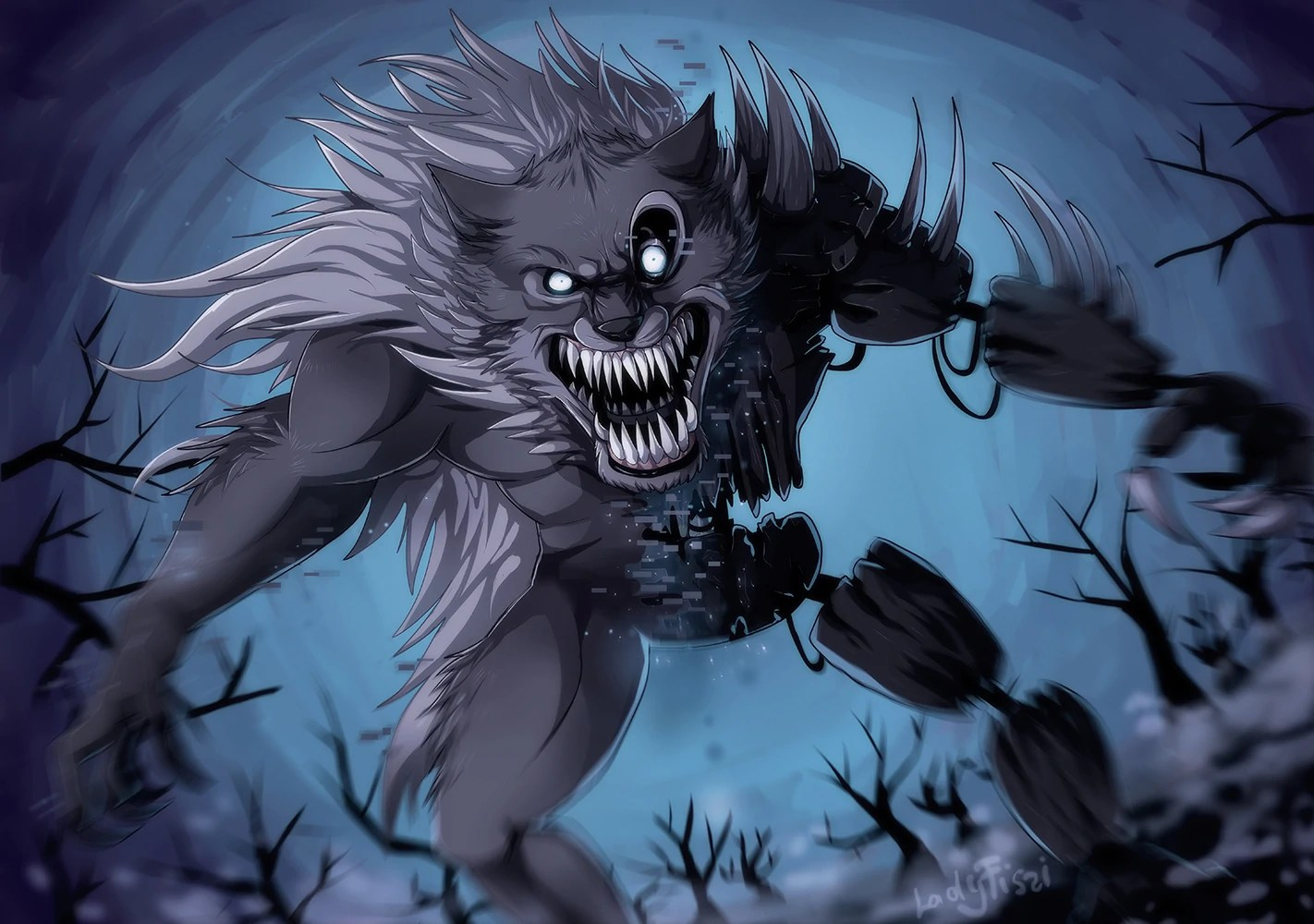 Twisted Wolf Fnaf The Novel Wiki Fandom Powered By Wikia (7
