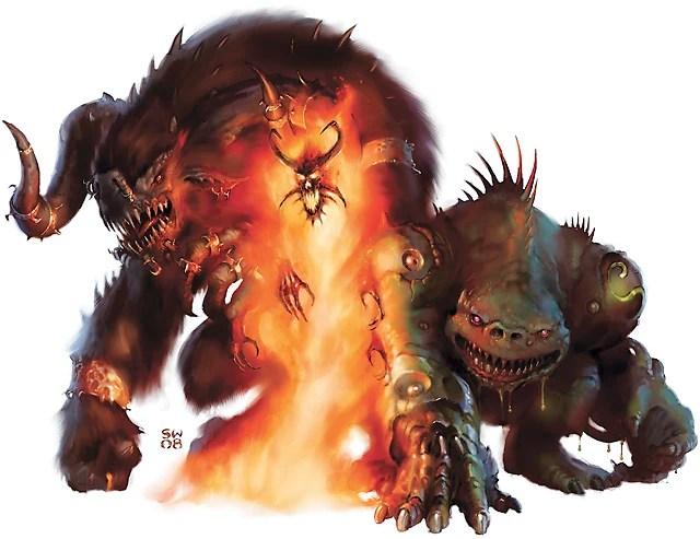 Demon  Forgotten Realms Wiki  FANDOM powered by Wikia