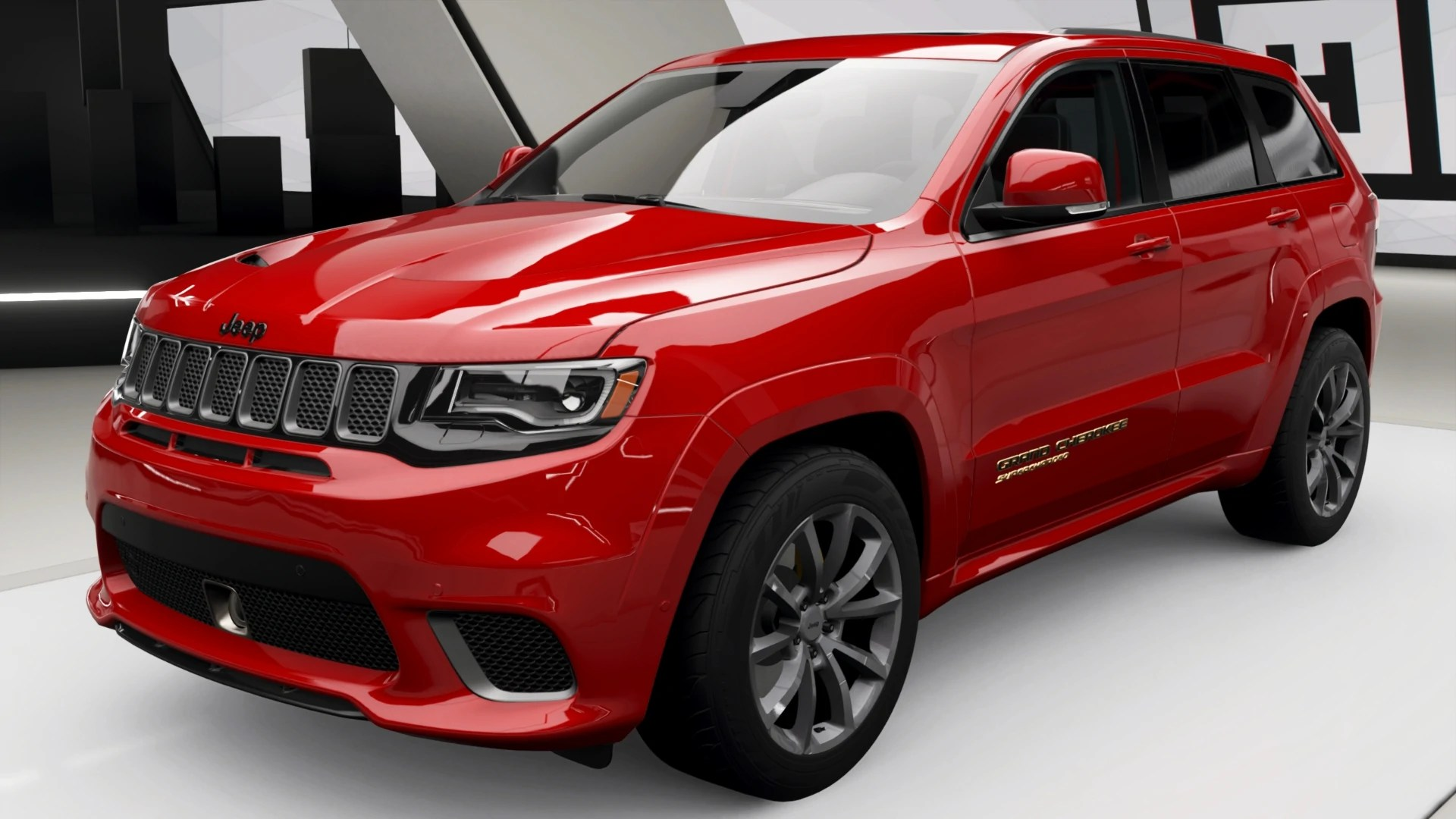 jeep grand cherokee trackhawk in forza horizon 4 [ 1920 x 1080 Pixel ]