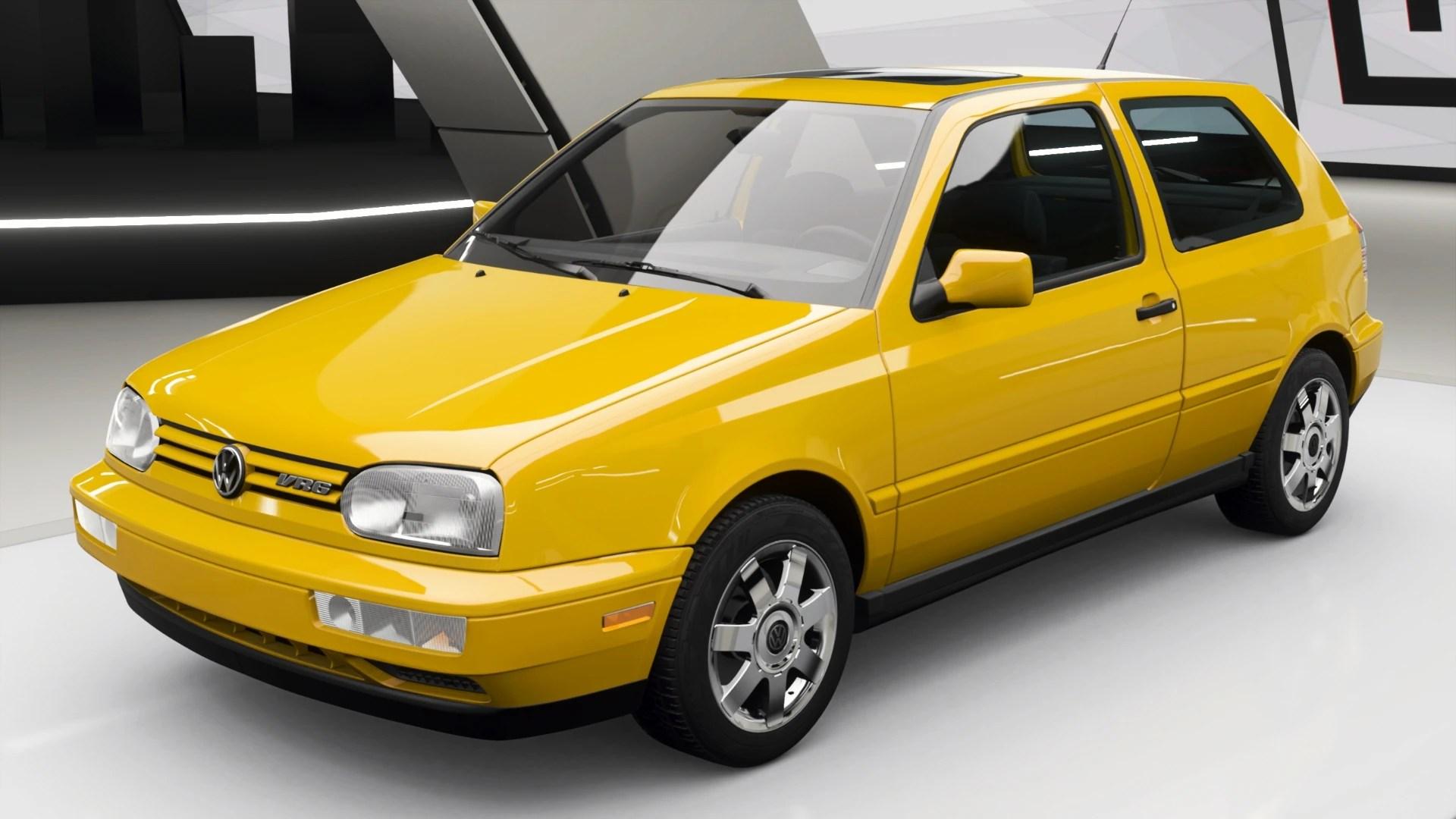 hight resolution of 1998 volkswagen gti vr6 mk3 in forza horizon 4