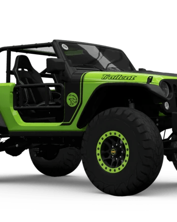 Jeep Wrangler Trailcat Price : wrangler, trailcat, price, Trailcat, Price