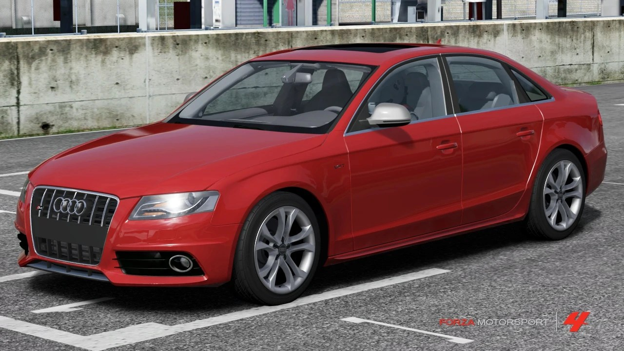 hight resolution of audi s4 in forza motorsport 4