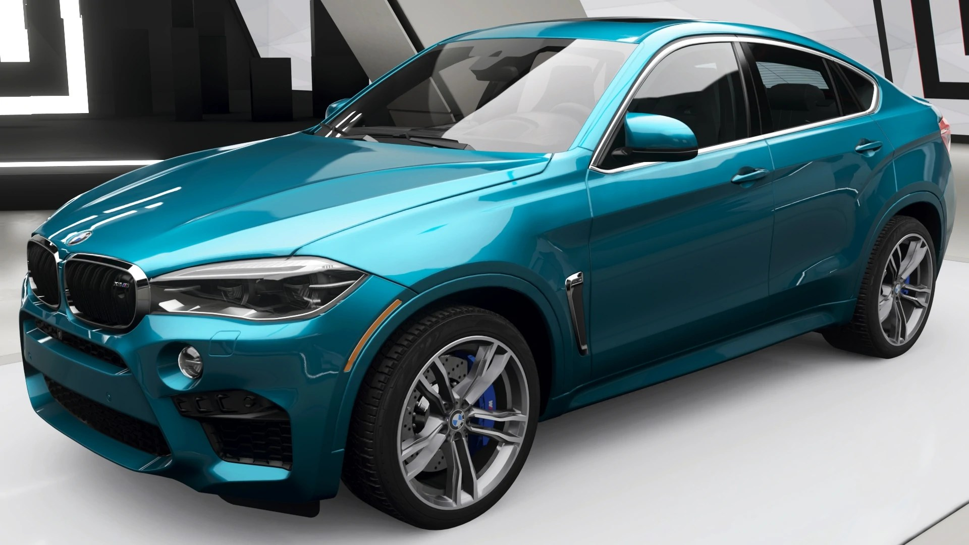 hight resolution of bmw x6 m